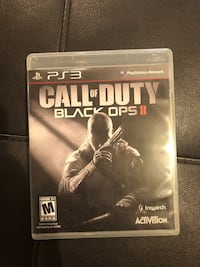 Call of Duty Black Ops case and game, still in brand new condition Germantown, 20876