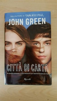 Città di Carta - John Green  Salerno, 84128