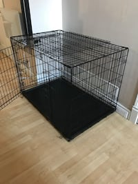 Double door Dog Crate Châteauguay, J6K 2K1