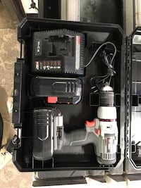 Porter Cable Drill W/2 Batteries & Charger!! Negotiable  Baltimore, 21217