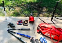 LOTS of baseball equipment-PRICE REDUCED Del City, 73115