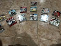 assorted Sony PS3 game cases Newark, 07105