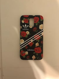 black and red adidas floral smartphone case Fairfax, 22030
