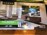 Sanus- Premium Series Full Motion Wall Mount Washington, 20002