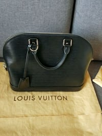 LV Black Epi leather Oslo, 0182