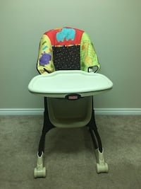 Fisher Price Highchair  Pickering, L1W 3C2