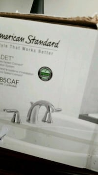 New bathroom faucet Mississauga