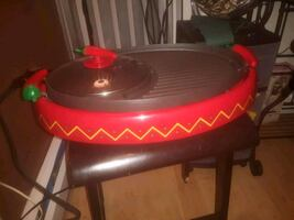 New Mexican Electric Grill