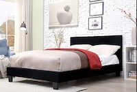 New Queen bed and mattress. FREE DELIVERY