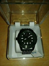 Adidas black watch brand new with tags. Brampton, L6V 3X8