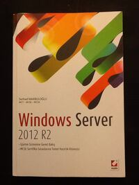 Windows Server 2012 R2  İpekyolu, 65100