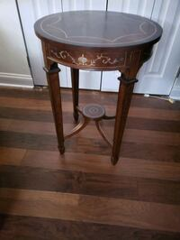 2 Large Size Side tables ....Asking $80 for both.. Chicago, 60639