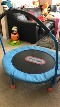 Little Tikes trampoline Cupertino, 95014