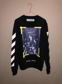 Off white carvagio crew Vaughan, L6A 3Y8