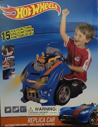 Hot Wheels Car Service Toy