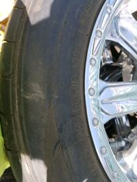Set of 255/55r18 Riverdale Park, 20737