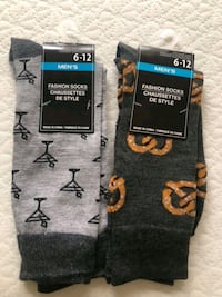 Brand New Fun Men's Socks