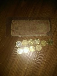 Coins and bill London, N6B 1T4