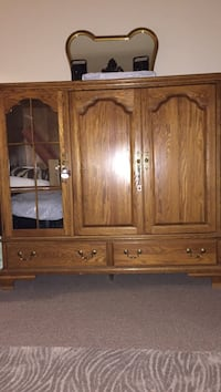 brown wooden cabinet with drawer Westerly, 02891