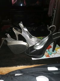 One silver pair and black pair  South Bend, 68058