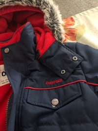 Boys winter jacket and matching snow pants Brampton, L6X 3A2