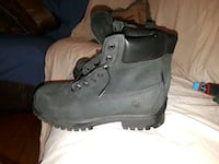 Timberland Black Men size 8 Savannah, 31404