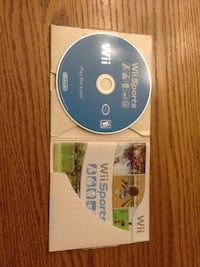 Nintendo wii sports video game complete Parkville, 21234