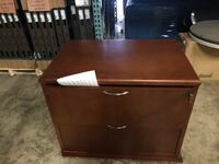 brown wooden 2-drawer chest Woodbridge, 22191