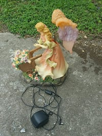 Reduced Antique  Beautiful Light Up Angel Rogersville, 37857