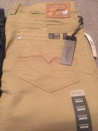 Brown levi's denim bottoms Toronto, M9P 1A8