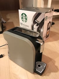 Starbucks verismo machine  Vancouver, V5Y 1C9