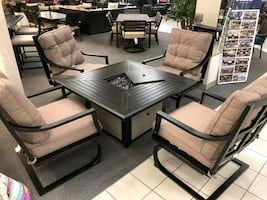 patio table chairs $39 DOWN