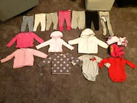 New, Like New and EUC 6-18m Winter Lot Vaughan, L4J 8N2
