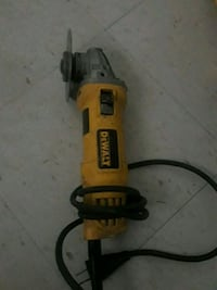 yellow and black DeWalt angle grinder Pineville, 71360