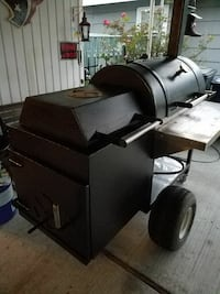 black and gray gas grill San Leon, 77539