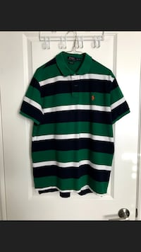 Polo Ralph Lauren striped polo Welland, L3C 3W8