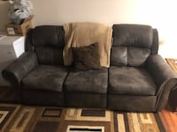 Hurwitz Mintz reclining couch and loveseat  Slidell, 70460