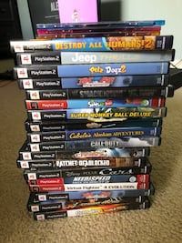 PS2 Games North Fort Myers, 33917