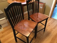 brown wooden dining table set Hatboro, 19044