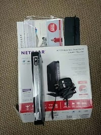 netgear n750 dual band Wi-Fi router Washington, 20007