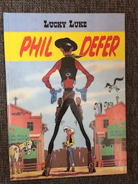 Lucky luke phil defer