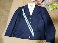Uniform Cosplay Costume with wig Edmonton, T6W 1A8