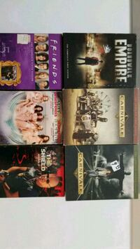 DVD series $5 each or 3 for $10 Montreal