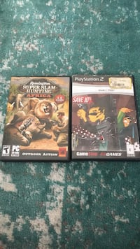 Two assorted sony ps3 game cases Tampa, 33603