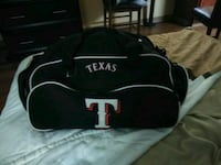 Texas rangers duffle bag Richardson, 75081
