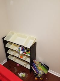 Toy storage  Vaughan, L4J 7J9