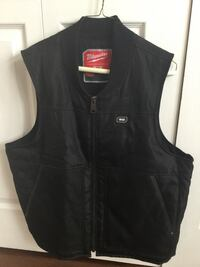 Brand new medium Milwaukee M12 heated vest/ no battery or charger