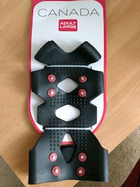 Adult size ice or snow cleats Whitby, L1P 1B4