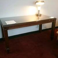 "Desk with Glass top W60"" D30"" H30"" Oakville, L6L 5N1"