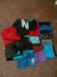 Name brand shorts and shirts Hagerstown, 21740